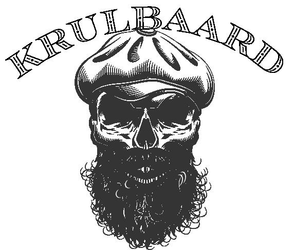 Logo - Krulbaard - Portretfotograaf - Fotograaf